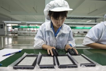Manufacturing powerhouse China lagging on brand awareness