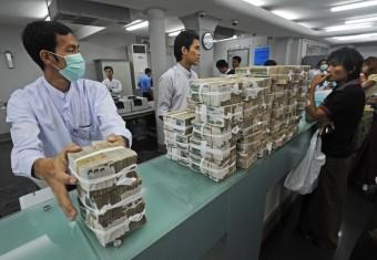 Myanmar forex broker