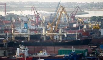 S. Korea's Hanjin Shipping declared bankrupt