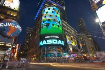 Nasdaq jumps 0.9%, ends at record close as US stocks rally
