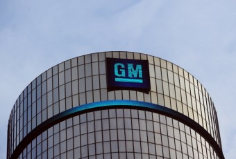 GM shares rise despite loss, tough North American market