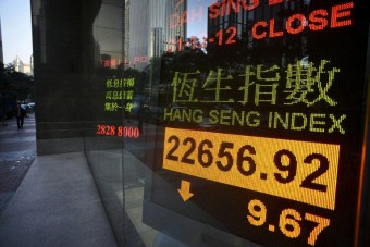 Hong Kong stocks open up to extend record run