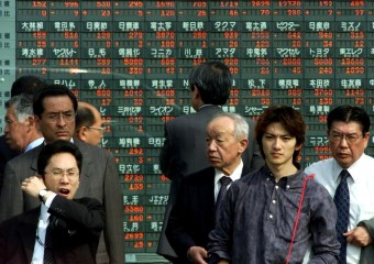 Asian markets post strong gains after Wall St, Europe bounce